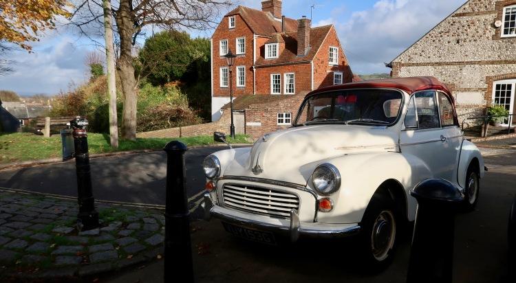 Old car in Lewes