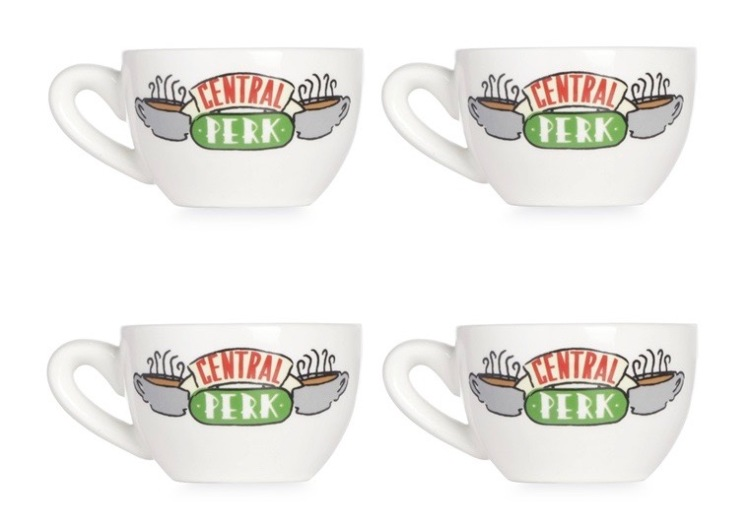 Primark Central Perk coffee cups