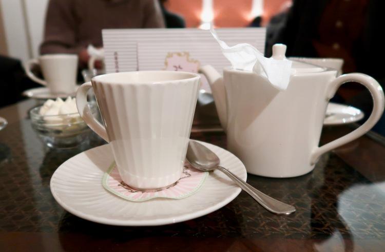 Café König Baden-Baden tea