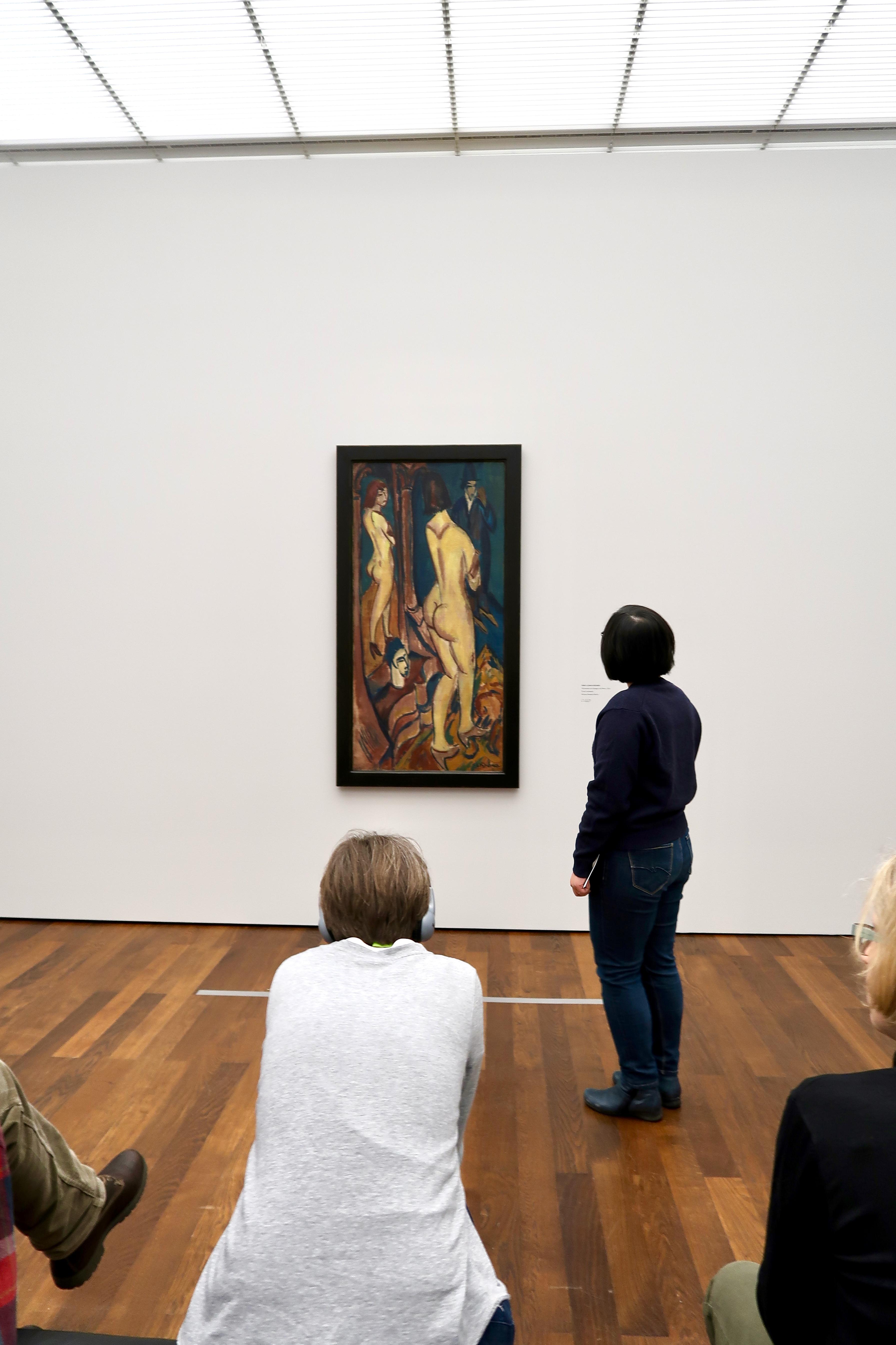 Museum Frieder Burda Die Brucke