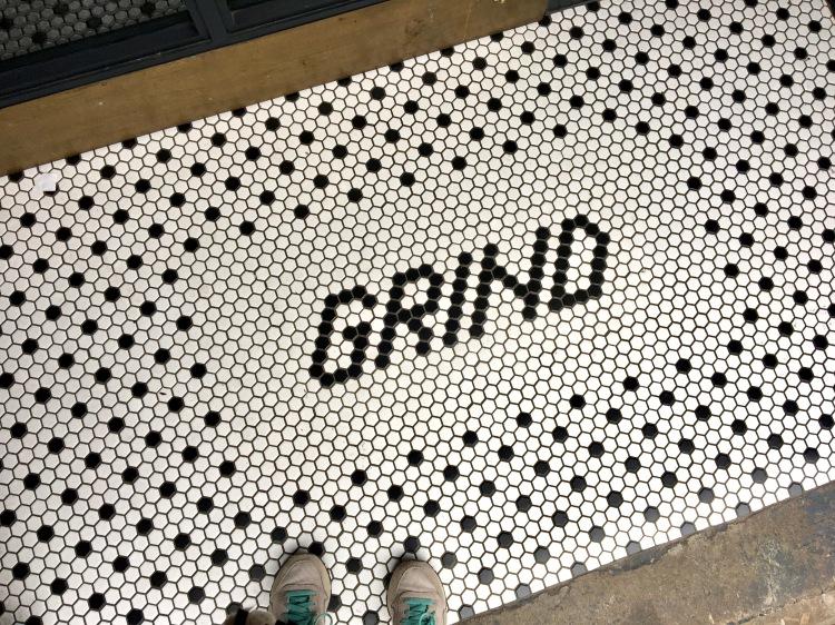 Greenwich Grind