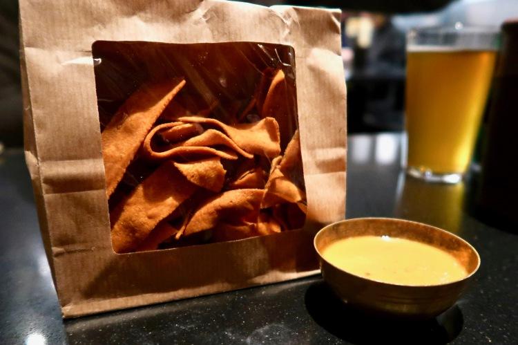 Hoppers shrimp chips