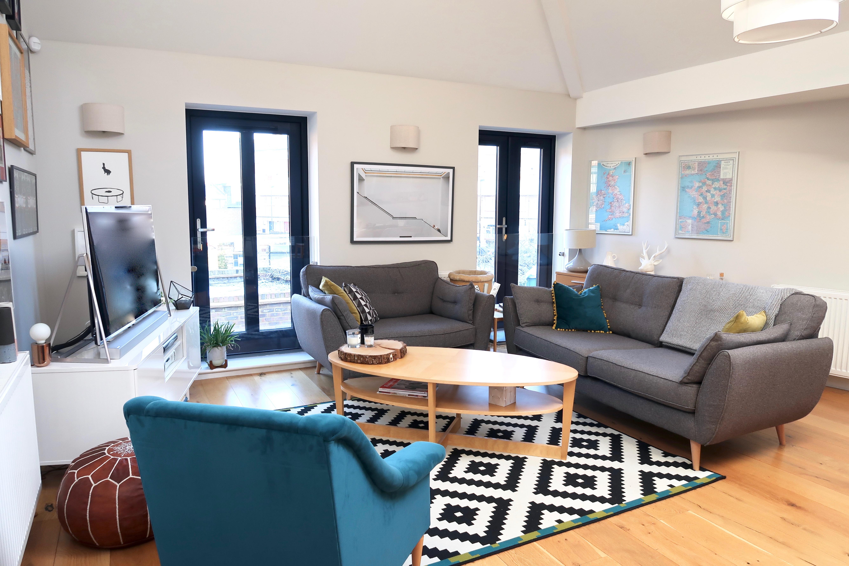 Living-room tour