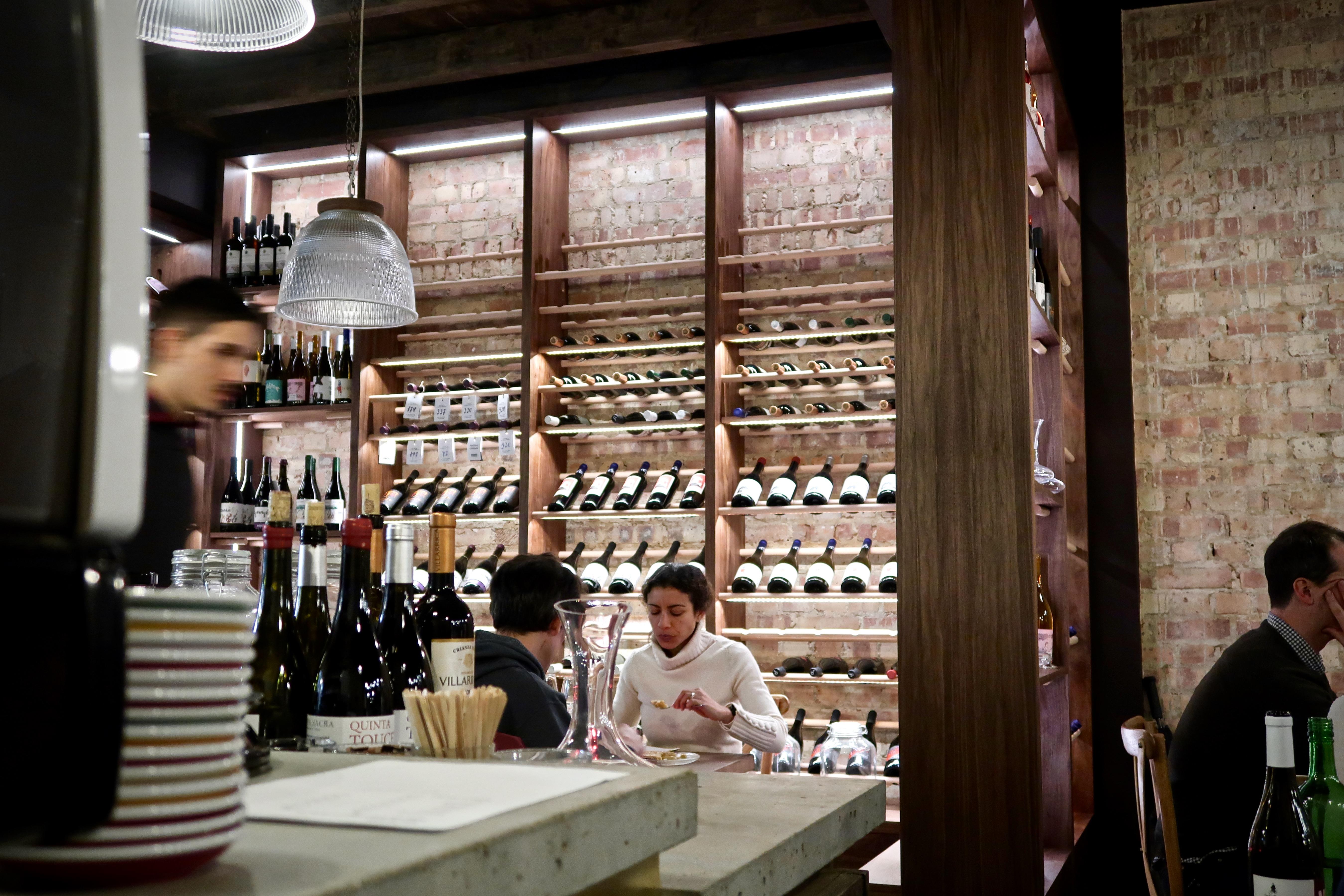 L'Oculto restaurant London