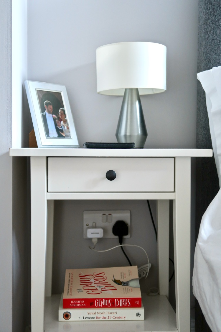 Ikea Hemnes side table