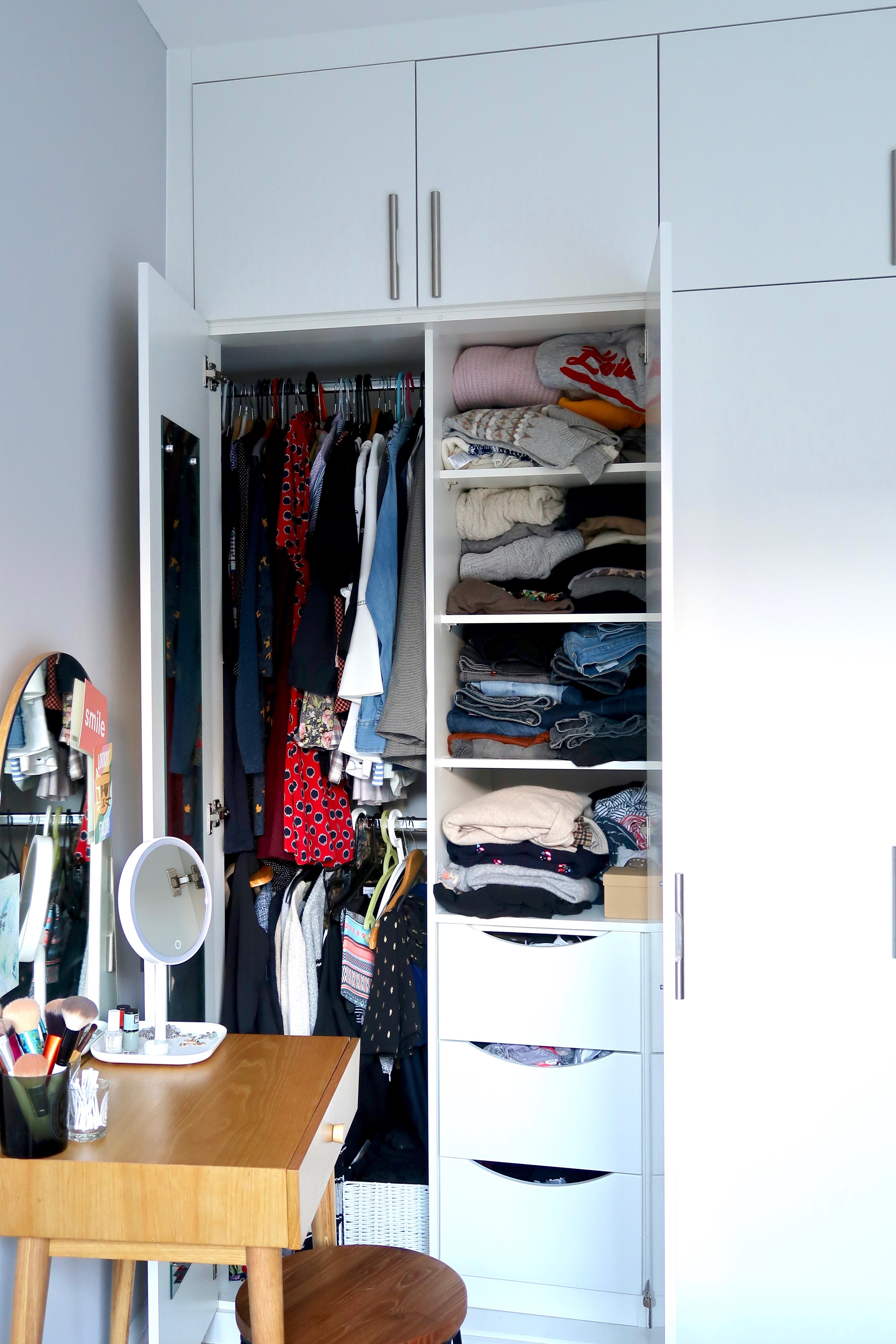 Sharps wardrobe