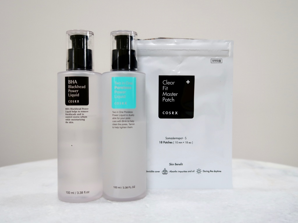 Korean skincare COSRX