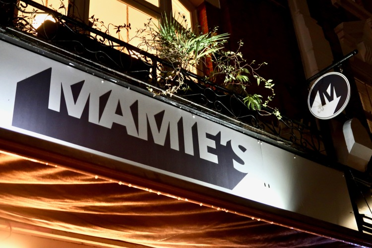 Mamie's Covent Garden London