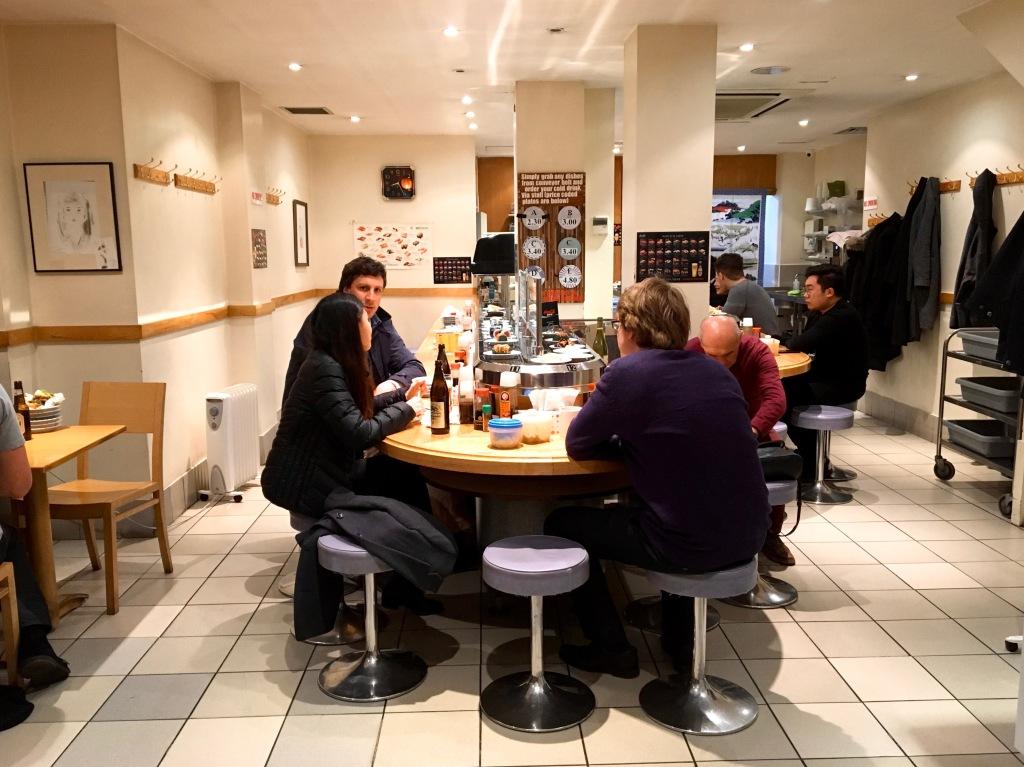 Kulu Kulu Sushi London