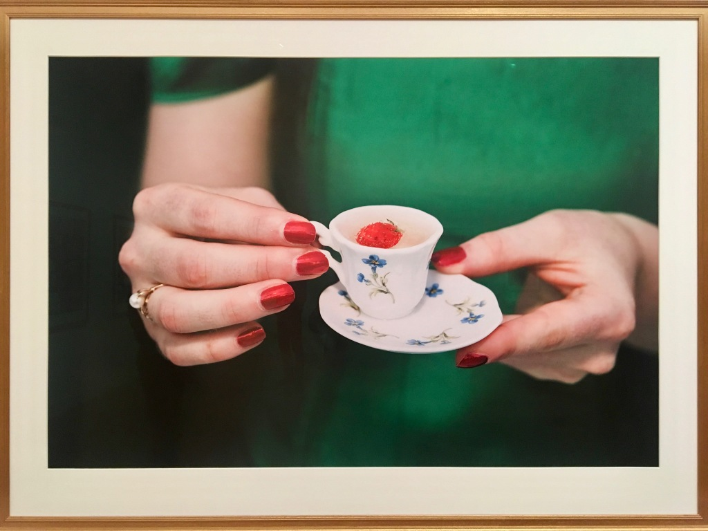 Martin Parr's Only Human tea cup