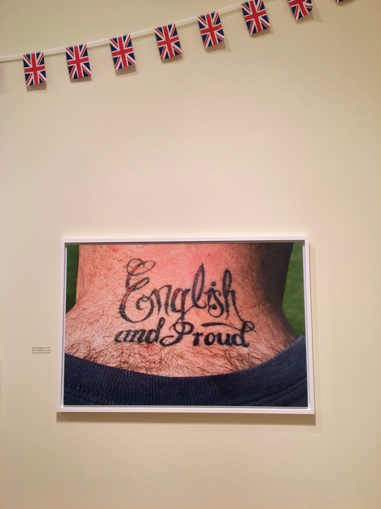 Martin Parr's Only Human English and proud