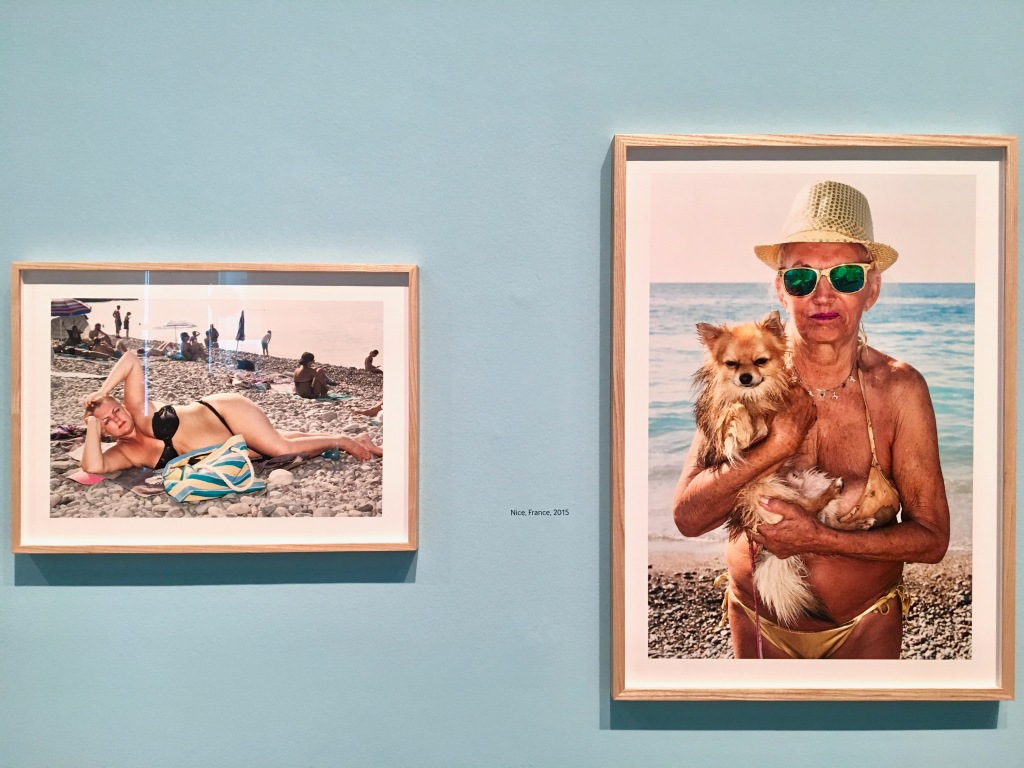 Martin Parr's Only Human French beach