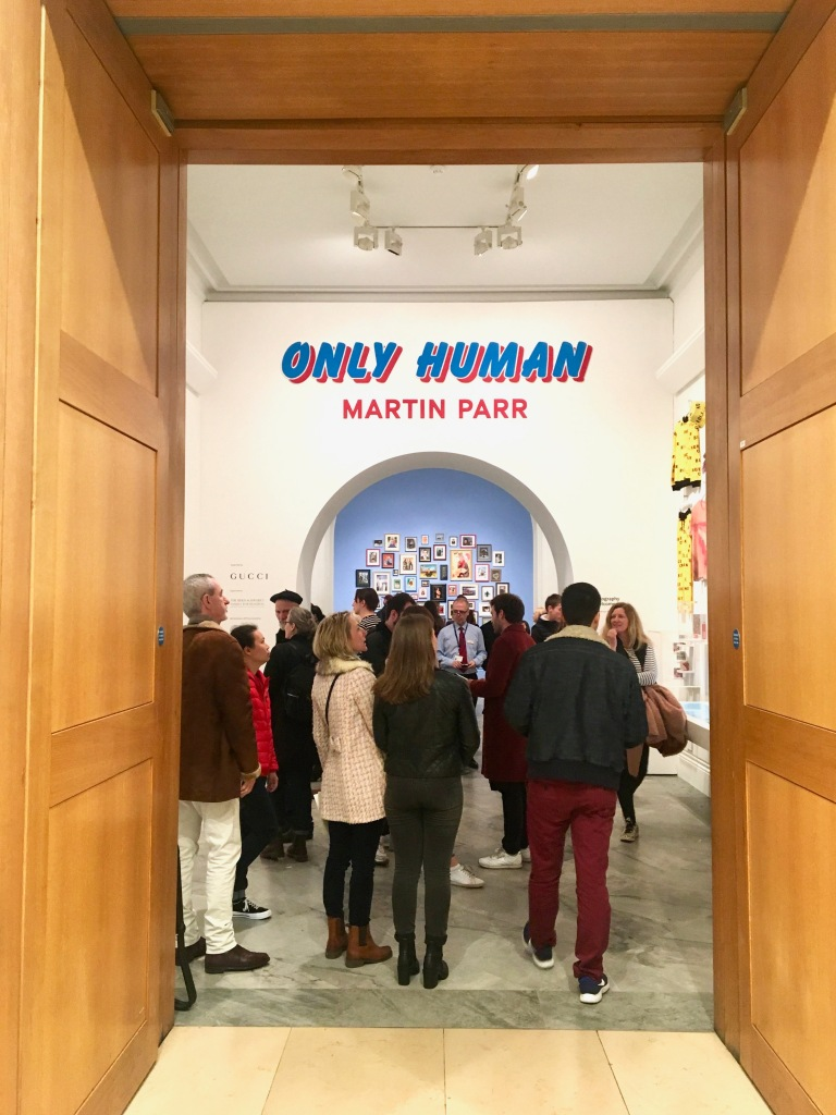 Martin Parr's Only Human exhibition at The National Portrait Gallery