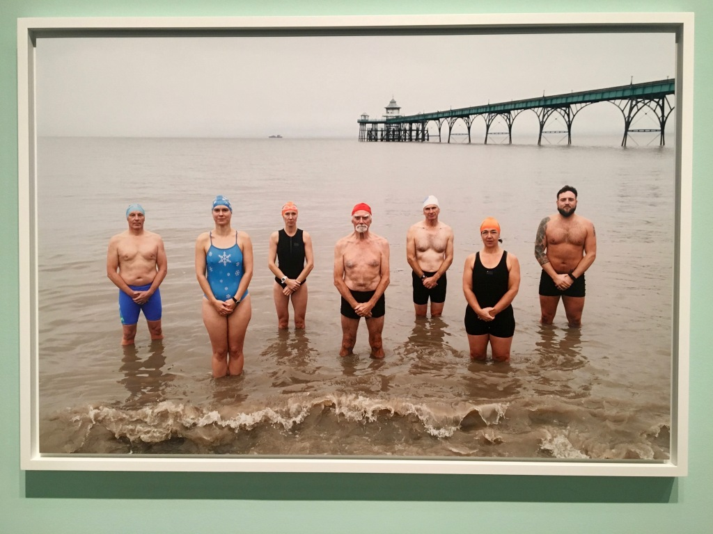 Martin Parr's Only Human the swimmers