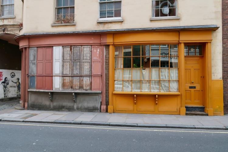 Bermondsey Street Old Houses
